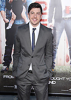 "WESTWOOD, LOS ANGELES, CA, USA - APRIL 28: Christopher Mintz-Plasse at the Los Angeles Premiere Of Universal Pictures' ""Neighbors"" held at the Regency Village Theatre on April 28, 2014 in Westwood, Los Angeles, California, United States. (Photo by Xavier Collin/Celebrity Monitor)"