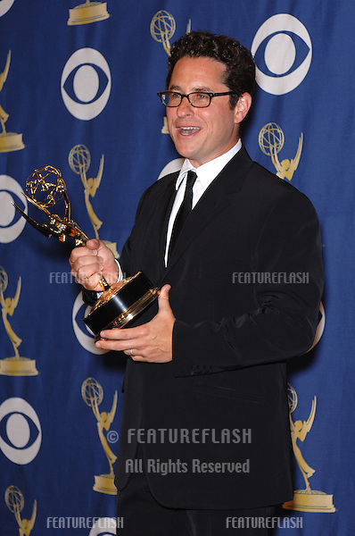 J.J. ABRAMS at the 57th Annual Primetime Emmy Awards in Los Angeles..September 18, 2005  Los Angeles, CA..© 2005 Paul Smith / Featureflash