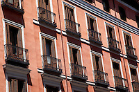 29 MAY 2009 - MADRID,ESP - Calle Mayor .(PHOTO (C) NIGEL FARROW)