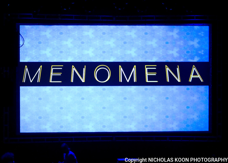 Menomena - 5/24/11 - SCFTA Samueli Theater