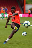 Jermain Defoe of AFC Bournemouth during AFC Bournemouth vs Real Betis, Friendly Match Football at the Vitality Stadium on 3rd August 2018