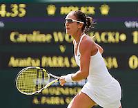 21-06-11, Tennis, England, Wimbledon,     Arantxa Parra Santonja