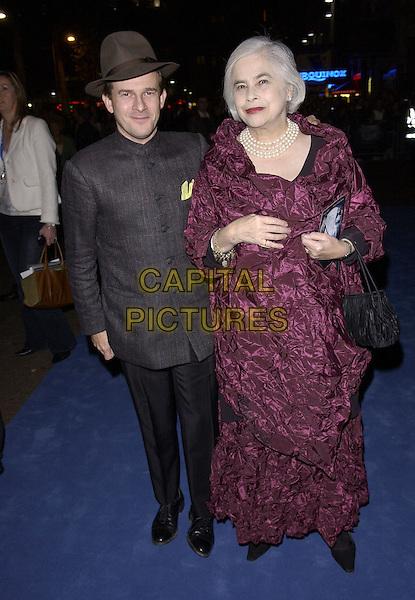 "unnamed.""Corpse Bride"" UK film premiere.vue cinema, Leicester Square.London UK, 17 October 2005.Ref: FIN.www.capitalpictures.com.sales@capitalpictures.com.© Capital Pictures."