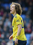 Arsenal's David Luiz during the Premier League match at Selhurst Park, London. Picture date: 11th January 2020. Picture credit should read: Paul Terry/Sportimage