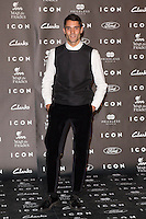 "Marco Llorente attends the ""ICON Magazine AWARDS"" Photocall at Italian Consulate in Madrid, Spain. October 1, 2014. (ALTERPHOTOS/Carlos Dafonte) /nortephoto.com"