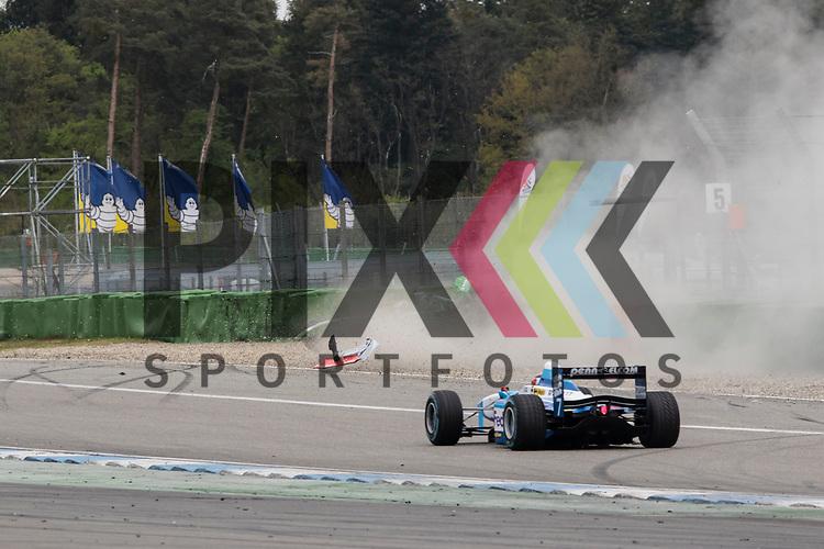 Hockenheim 21.-23. April 2017, BOSCH Hockenheim Historic auf dem Hockenheimring.<br /> <br /> BOSS GP - Klaas Zwart vom Team Team Ascari (Jaguar R5 Cosworth 3.0 V10)<br /> <br /> Foto &copy; PIX-Sportfotos *** Foto ist honorarpflichtig! *** Auf Anfrage in hoeherer Qualitaet/Aufloesung. Belegexemplar erbeten. Veroeffentlichung ausschliesslich fuer journalistisch-publizistische Zwecke. For editorial use only.