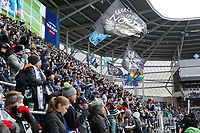 St Paul, MN - Saturday, April 13, 2019: Minnesota United FC played New York City FC in a Major League Soccer (MLS) game at Allianz Field.  Final score Minnesota United 3, New York City FC 3