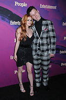 13 May 2019 - New York, New York - Ariel Winter and Nolan Gould at the Entertainment Weekly & People New York Upfronts Celebration at Union Park in Flat Iron. Photo Credit: LJ Fotos/AdMedia