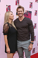 LOS ANGELES - AUG 23:  Charity Walden Joiner, Rusty Joiner at the Brian Edwards Book Release Event at the Malibu Lumber Yard on August 23, 2019 in Malibu, CA