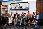 Mito per la città ai Bagni Pubblici di via Agliè con un concerto del quartetto d'archi TAAG. Settembre 2012