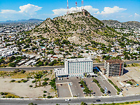 Hampton Inn by Hilton Hermosillo .<br /> Paisaje urbano, paisaje de la ciudad de Hermosillo, Sonora, Mexico.<br /> Urban landscape, landscape of the city of Hermosillo, Sonora, Mexico.<br /> (Photo: Luis Gutierrez /NortePhoto)