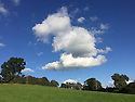 03/10/16 <br /> <br /> (Shot yesterday evening but not released until now)<br /> <br /> The day after the Prime Minister announces her plans to take repeal European laws and make them part of English law, a cloud in the shape of Britain appears above Idridgehay, Derbyshire.<br /> <br /> All Rights Reserved: F Stop Press Ltd. +44(0)1773 550665   www.fstoppress.com