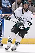 Zak McClellan -The University of Maine Black Bears defeated the Michigan State University Spartans 5-4 on Sunday, March 26, 2006, in the NCAA East Regional Final at the Pepsi Arena in Albany, New York.