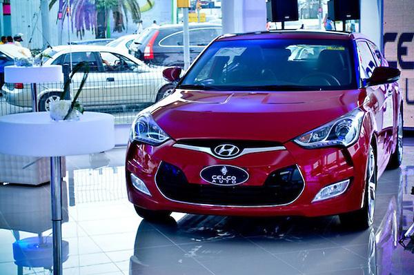 Celco Auto presentan nuevo y moderno Showroom Hyundai.<br /> Fuente Externa/acento.com.do<br /> 08/07/2013.