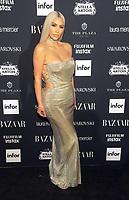 NEW YORK, NY - SEPTEMBER 08: Kim Kardashian attends the 2017 Harper's Bazaar Icons at The Plaza Hotel on September 8, 2017 in New York City. <br /> CAP/MPI/JP<br /> &copy;JP/MPI/Capital Pictures