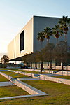 Tampa Museum of Art and the Curtis Hixon Waterfront Park in downtown Tampa, Florida