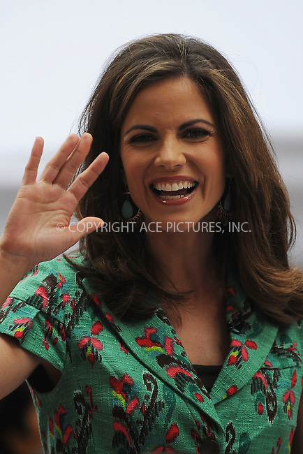 WWW.ACEPIXS.COM . . . . . ....June 12 2009, New York City....Natalie Morales on NBC's Today Show at the Rockefeller Plaza on June 12 2009 in New York City....Please byline: KRISTIN CALLAHAN - ACEPIXS.COM.. . . . . . ..Ace Pictures, Inc:  ..tel: (212) 243 8787 or (646) 769 0430..e-mail: info@acepixs.com..web: http://www.acepixs.com