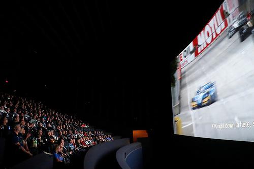 Scott Dixon Born Racer audience