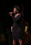 LaChanze during the Celebrate the Life of Marin Mazzie Memorial Service at the Gershwin Theatre on October 25, 2018 in New York City.