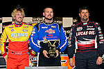 Feb 13, 2010; 10:25:39 PM; Barberville, FL., USA; The UNOH sponsored World of Outlaws event running the 39th Annual DIRTCar Nationals at Volusia Speedway Park.  Mandatory Credit: (thesportswire.net)