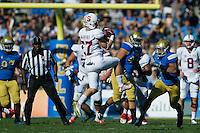 Stanford, CA, November 28, 2014<br /> Stanford Football vs. UCLA at Rose Bowl. Stanford won 31-10.