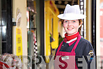 Michelle Maguire, Maguire's Butchers, Tralee, I like the Town Centre as there is plenty of parking, it's central, good variety of shops, all our meat is fully traceable and can have 100% confidence in it..