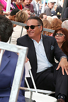 LOS ANGELES - MAY 15:  Andy Garcia at the Ken Corday Star Ceremony on the Hollywood Walk of Fame on May 15, 2017 in Los Angeles, CA