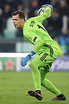 Wojciech Szczesny of Juventus during the UEFA Champions League match at Juventus Stadium, Turin. Picture date: 26th November 2019. Picture credit should read: Jonathan Moscrop/Sportimage