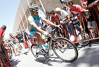 Paolo Tiralongo during the stage of La Vuelta 2012 between Logroño and Logroño.August 22,2012. (ALTERPHOTOS/Acero) /NortePhoto.com<br /> <br /> **SOLO*VENTA*EN*MEXICO**<br /> **CREDITO*OBLIGATORIO**<br /> *No*Venta*A*Terceros*<br /> *No*Sale*So*third*<br /> *** No Se Permite Hacer Archivo**<br /> *No*Sale*So*third*