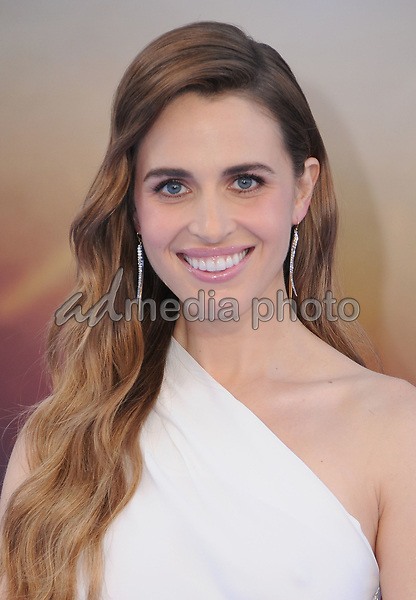 "25 May 2017 - Hollywood, California - Alexandra Siegel. World  Premiere of Warner Bros. Pictures'  ""Wonder Woman"" held at The Pantages Theater in Hollywood. Photo Credit: Birdie Thompson/AdMedia"