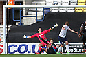 Stuart Beavon of Preston sees his shot hit the bar<br />  - Preston North End v Stevenage - Sky Bet League One - Deepdale, Preston - 14th September 2013. <br /> © Kevin Coleman 2013