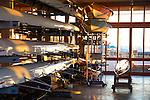 Port Townsend, Northwest Maritime Center, boathouse, racing shells, Washington State,