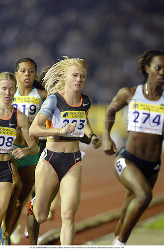 263. JOLANDA CEPLAK (SLO), Women's 800m, Norwich Union Grand Prix, Crystal Palace 020823 Photo:Glyn Kirk/Action Plus...Ahletics 2002.woman.track and field.female