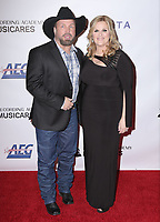 08 February 2019 - Los Angeles California - Garth Brooks, Trisha Yearwood. MusiCares Person Of The Year Honoring Dolly Parton held at Los Angeles Convention Center. <br /> CAP/ADM/PMA<br /> &copy;PMA/ADM/Capital Pictures
