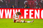 07.10.2018, Red Bull Arena, Leipzig, GER, 1. FBL 2018/2019, RB Leipzig vs. 1. FC N&uuml;rnberg/Nuernberg,<br /> <br /> DFL REGULATIONS PROHIBIT ANY USE OF PHOTOGRAPHS AS IMAGE SEQUENCES AND/OR QUASI-VIDEO.<br /> <br /> im Bild<br /> <br /> <br /> 5:0 F&uuml;hrung f&uuml;r Rb Leipzig durch Marcel Sabitzer (#7, RB Leipzig), <br /> <br /> Foto &copy; nordphoto / Dostmann