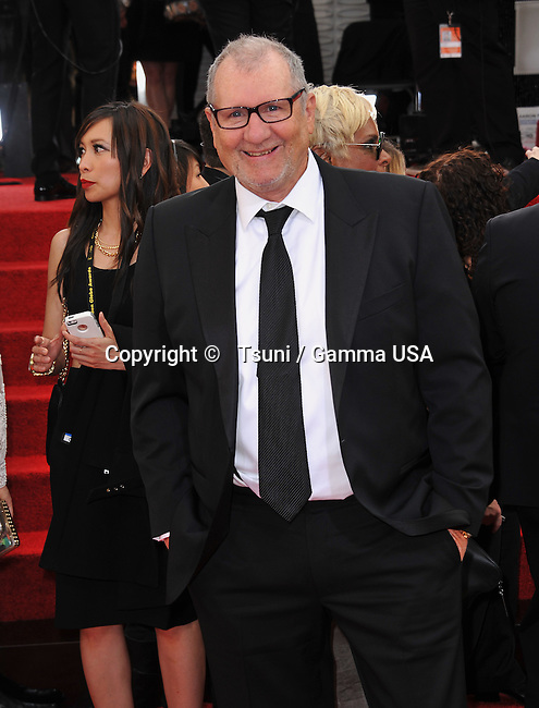 Ed O Neal  at the 2014 Golden Globes Awards at the Beverly Hilton in Los Angeles.