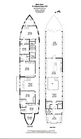 BNPS.co.uk (01202 558833)<br /> Pic: Riverhomes/BNPS<br />  <br /> Float Your Boat? - Fancy living in this floating mega home in the heart of London.<br /> <br /> What is believed to be the biggest houseboat in Britain has gone on the market - for £3.5m.<br /> <br /> On the face if it the super-luxurious property wouldn't look out of place on any of London's most exclusive streets.<br /> <br /> But Matrix Island is actually a converted 1930s steel barge with one of the most coveted river views in the capital – Tower Bridge.<br /> <br /> The floating mega-home 130ft long houseboat occupies what is believed to be London's biggest mooring at exclusive St Katharine Docks just a stone's throw from the Tower of London..