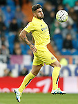 Villareal's Samu Garcia during La Liga match. April 20,2016. (ALTERPHOTOS/Acero)