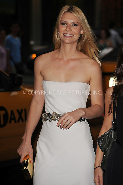 "WWW.ACEPIXS.COM . . . . . ....July 27 2009, New York City....Actress Claire Danes arriving at The Cinema Society & Brooks Brothers screening of ""Adam"" at AMC Loews 19th Street on July 28, 2009 in New York City.....Please byline: KRISTIN CALLAHAN - ACEPIXS.COM.. . . . . . ..Ace Pictures, Inc:  ..tel: (212) 243 8787 or (646) 769 0430..e-mail: info@acepixs.com..web: http://www.acepixs.com"