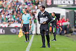 05.08.2017, Weserstadion, Bremen, GER, FSP, SV Werder Bremen (GER) vs FC Valencia (ESP)<br /> <br /> im Bild<br /> Marcelino Garcia (Trainer / Head Coach Valencia C. F.), <br /> <br /> Foto © nordphoto / Ewert