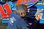 Feb 10, 2010; 4:15:45 PM; Barberville, FL., USA; The UNOH sponsored event running the 39th Annual DIRTCar Nationals at Volusia Speedway Park.  Mandatory Credit: (thesportswire.net)