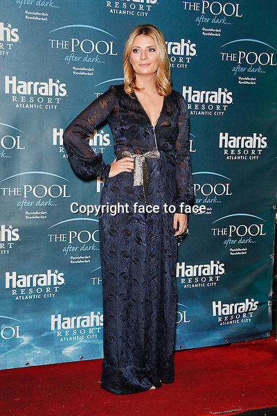ATLANTIC CITY, NJ - MAY 31 : Mischa Barton pictured hosting at The Pool at Harrahs Casino in Atlantic City, New Jersey on May 31, 2014 <br /> Credit: MediaPunch/face to face<br /> - Germany, Austria, Switzerland, Eastern Europe, Australia, UK, USA, Taiwan, Singapore, China, Malaysia, Thailand, Sweden, Estonia, Latvia and Lithuania rights only -