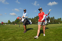 Charley Hull (ENG) heads to 3 during round 1 of the 2018 KPMG Women's PGA Championship, Kemper Lakes Golf Club, at Kildeer, Illinois, USA. 6/28/2018.<br /> Picture: Golffile | Ken Murray<br /> <br /> All photo usage must carry mandatory copyright credit (&copy; Golffile | Ken Murray)