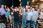 walter Keane from Killarney celebrated his 40th birthday surrounded by friends and family the K-Town Bar, Killarney last Saturday night.