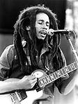 Bob Marley 1979 at Santa Barbara Bowl.© Chris Walter.