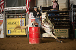 SEBRA - Raphine, VA - 12.14.2013 - Barrels