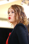 Jessica Keenan Wynn performing at the Open Press Rehearsal for 'Heathers The Musical' on February 19, 2014 at The Snapple Theatre Center in New York City.
