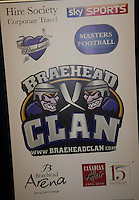 Braehead Clan v Newcastle Vipers 150111