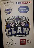 Braehead Clan v Newcastle Vipers 150111