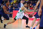 League ACB-ENDESA 2017/2018 - Game: 27.<br /> FC Barcelona Lassa vs Real Betis Energia Plus: 121-56.<br /> Askia Booker.